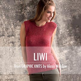 Graphic knit promo pictures liwi