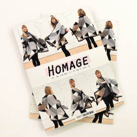Homage book