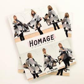 Homage book