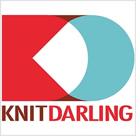 Knitdarling logos square