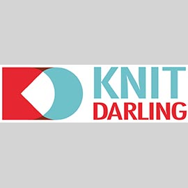 Knitdarling logos wide