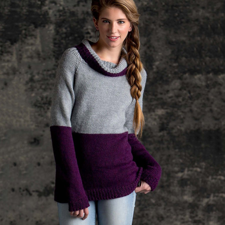 Graphic knits   barbet turtleneck beauty shot