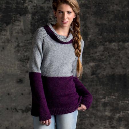 Graphic knits   barbet turtleneck beauty shot