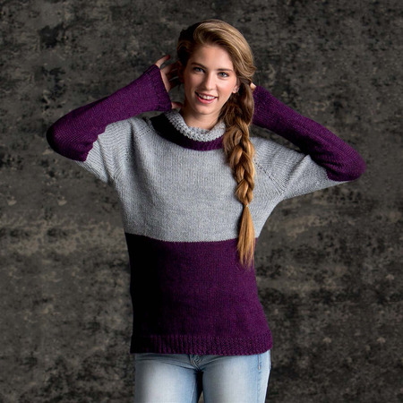 Graphic knits   p 65