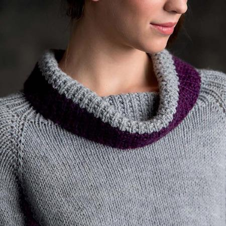 Graphic knits   p 62 b