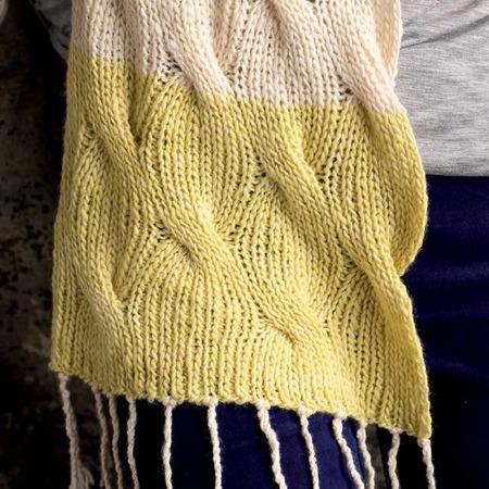 Graphic knits   p 42 b