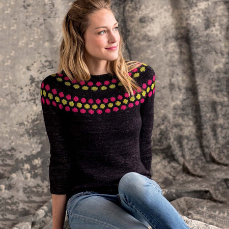Graphic knits   sweetness pullover beauty shot