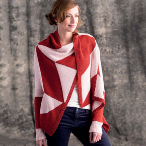 Graphic knits   trilogy cardigan beauty shot