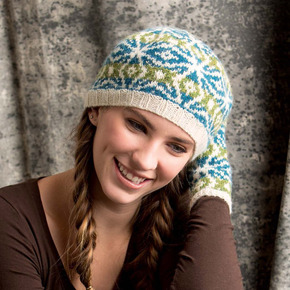Graphic knits   woodstar beret beauty shotb
