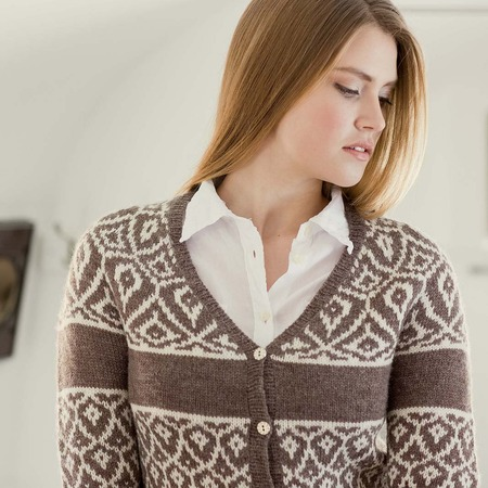 Alexis winslow chrysler cardigan 3c