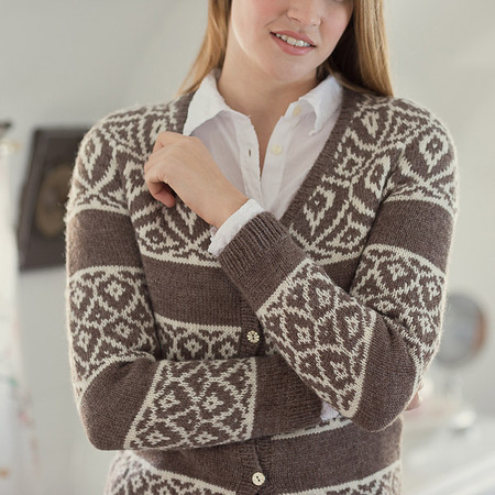 Alexis winslow chrysler cardigan 5c
