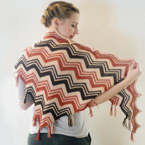Cimarron shawl pic1
