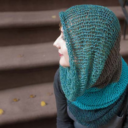 Canopus Magic Scarf Pattern Knit Darling