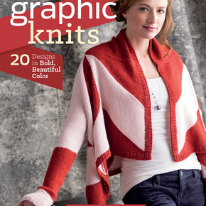 Graphic knits   jacket art