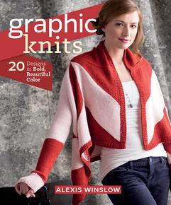 Graphic knits   jacket art