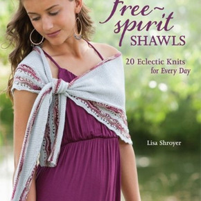 Free spirit shawls cover