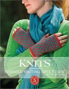Stranded knitting gifts to give cover