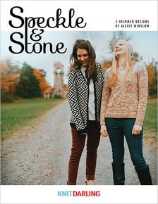 Speckle and stone cover art copy